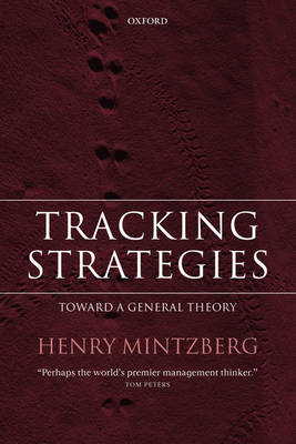 Tracking Strategies by Henry Mintzberg