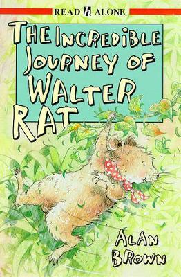 Incredible Journey Of Walter Rat by Alan James Brown