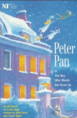 """""""Peter Pan"""" by Sir J. M. Barrie"""