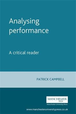 Analysing Performance by Patrick Campbell