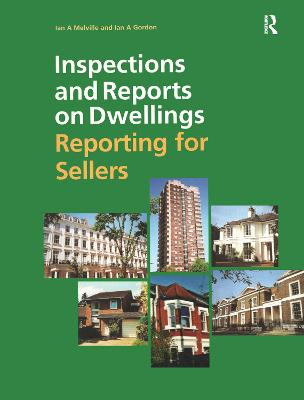 Inspections and Reports on Dwellings book