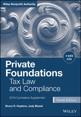 Private Foundations by Bruce R. Hopkins