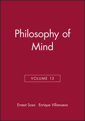 Philosophy of Mind by Ernest Sosa
