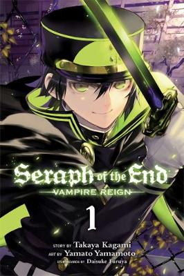Seraph of the End, Vol. 1 book