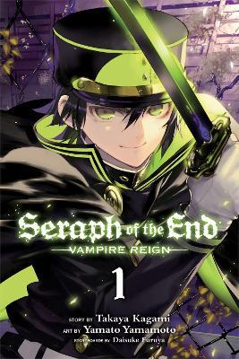 Seraph of the End, Vol. 1 by Daisuke Furuya