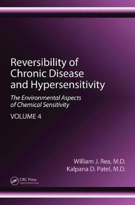 Reversibility of Chronic Disease and Hypersensitivity, Volume 4 book
