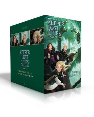 Keeper of the Lost Cities Collection Books 1-5 by Shannon Messenger