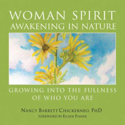 Woman Spirit Awakening in Nature book