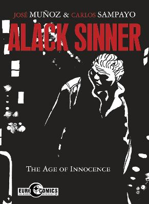 Alack Sinner The Age Of Innocence book