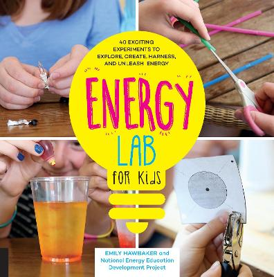 Energy Lab for Kids book