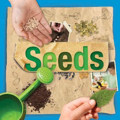 Seeds by Steffi Cavell-Clarke