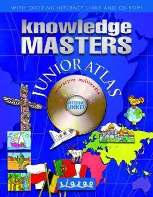 KNOWLEDGE MASTERS JUNIOR ATLAS by Neal Morris