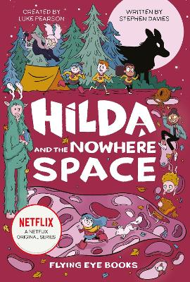 Hilda's Sparrow Scout Summer Camp by Luke Pearson