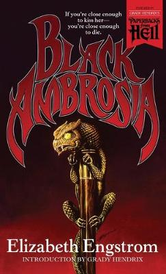 Black Ambrosia (Paperbacks from Hell) book