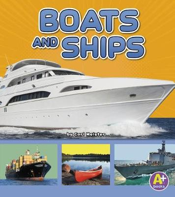 Boats and Ships book