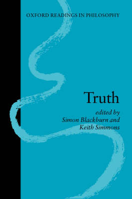 Truth by Simon Blackburn