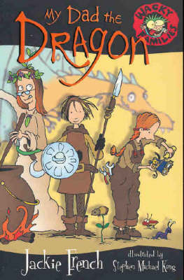 My Dad the Dragon by Jackie French