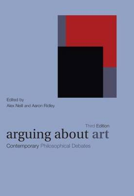 Arguing About Art book
