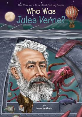 Who Was Jules Verne? book