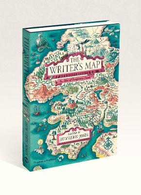 The Writer's Map: An Atlas of Imaginary Lands by Huw Lewis-Jones
