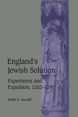 England's Jewish Solution by Robin R. Mundill