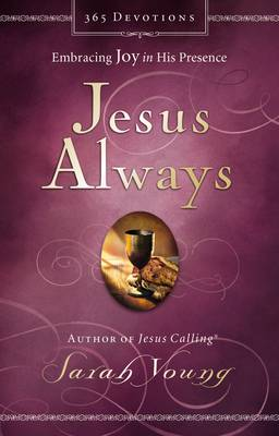 Jesus Always by Sarah Young