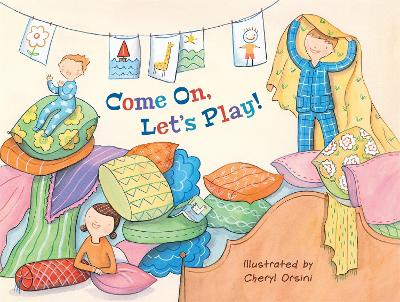 Come On, Let's Play! book