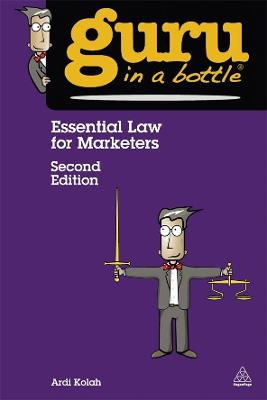 Essential Law for Marketers by Ardi Kolah