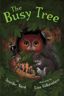 Busy Tree by Jennifer Ward