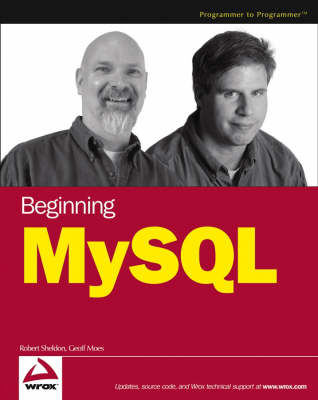 Beginning MySQL book