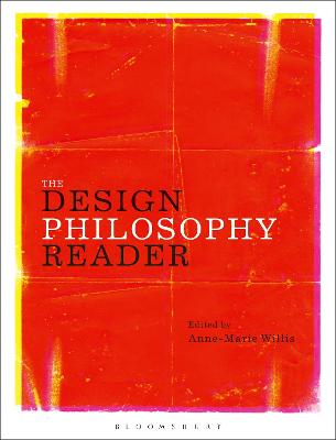Design Philosophy Reader book