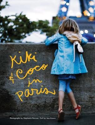 Kiki and Coco in Paris by Nina Gruener