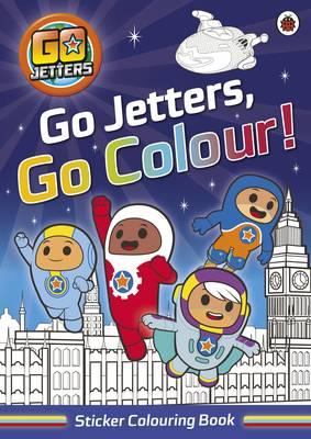 Go Jetters, Go Colour! book