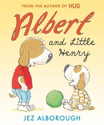 Albert and Little Henry book