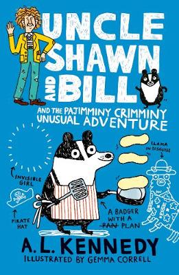 Uncle Shawn and Bill and the Pajimminy-Crimminy Unusual Adventure book