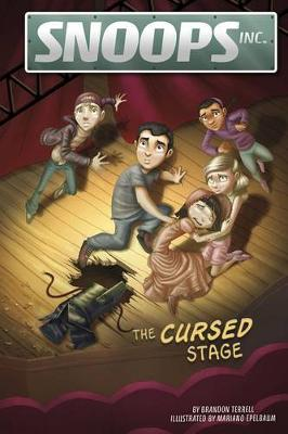 The Cursed Stage by Brandon Terrell