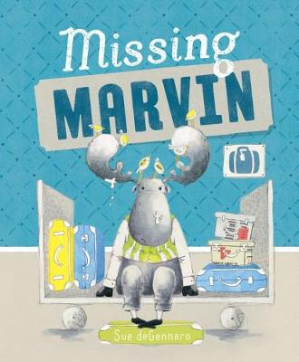 Missing Marvin book