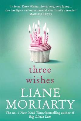 Three Wishes book