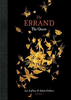 The Errand: The Queen book
