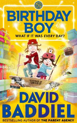 Birthday Boy by David Baddiel