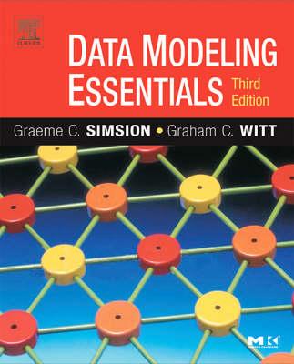Data Modeling Essentials book