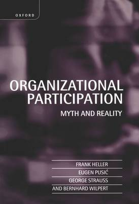 Organizational Participation by George Strauss