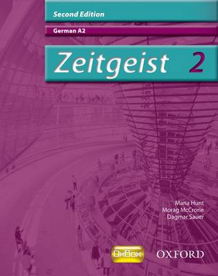 Zeitgeist: 2: A2 Students' Book by Morag McCrorie