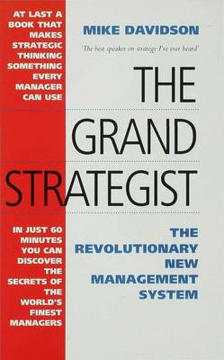 The Grand Strategist by Mike Davidson