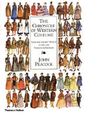 Chronicle of Western Costume book