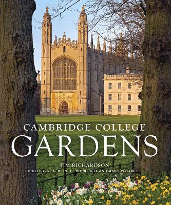 Cambridge College Gardens book