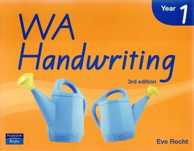WA Handwriting Year 1 by Eve Recht
