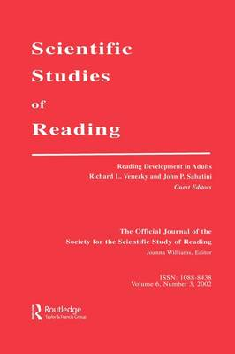 Reading Development in Adults book