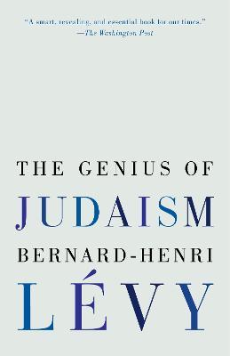 Genius Of Judaism book
