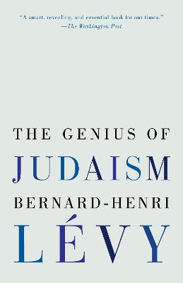 Genius Of Judaism book